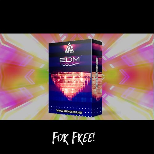 free edm tool kit, a sample pack for EDM, EDM Tool Kit for dance music production for free