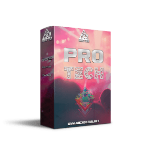 Rhino Star Pro tech, tech house sample pack for progressive house and tech house production