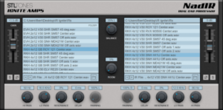 Ignite Amps Free VST Plugins