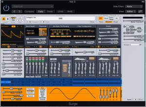 Surge-Synthesizer Free VST Plugin