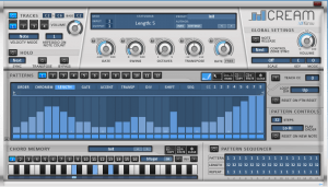Kirnu Cream MIDI performer Free VST Plugin
