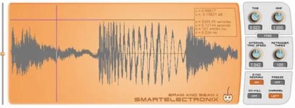 Free VST Waveform visualisation plugin