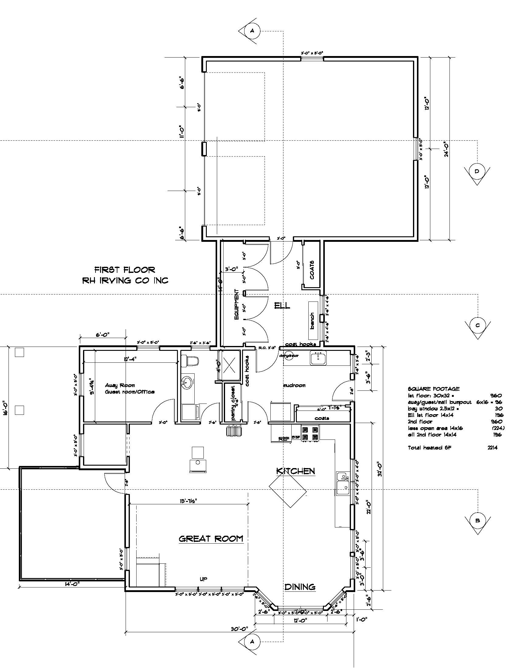 Sample Floor Plan 2