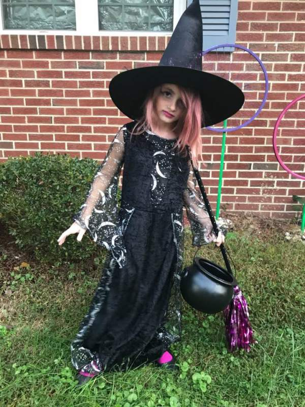 lorelei as a witch