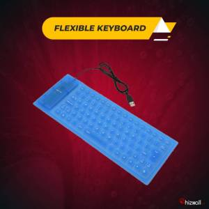 Flexible Keyboard USB Supported | Rhizmall.pk