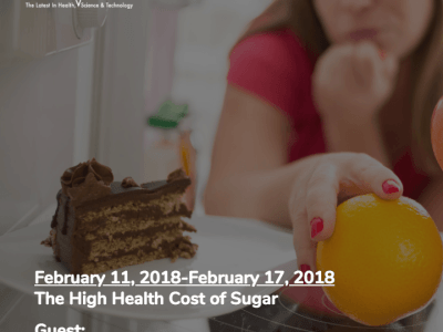The High Health Cost of Sugar