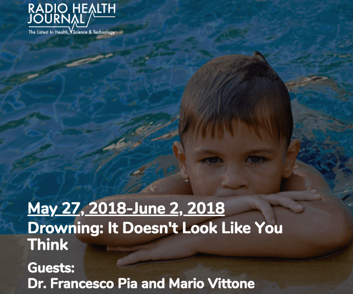 Drowning: It Doesn't Look Like You Think (2018)