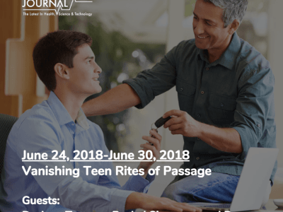 Vanishing Teen Rites of Passage