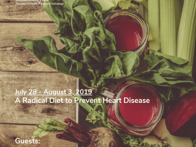 A Radical Diet to Prevent Heart Disease