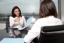 entrevista de emprego com rh