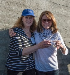 Joyce Kucharvy, RHN Chair of Social Committee, and Tracy Jaquier, Special Events