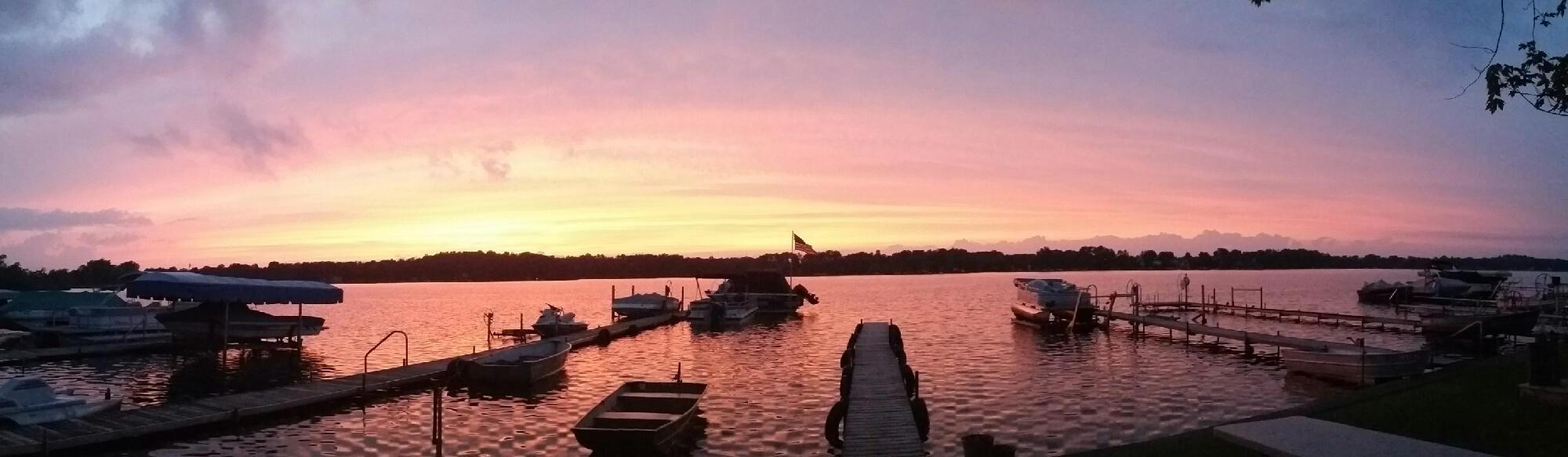 Rhoads Life Coaching - Sunset Lake Docks