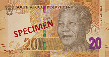 Southern African Currency Page