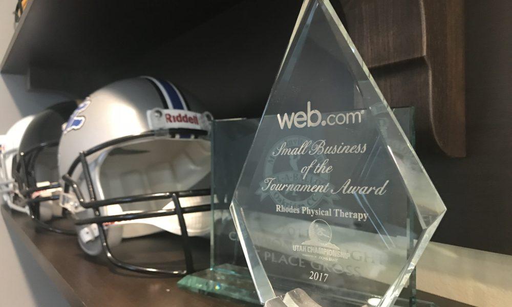 Web.com Small Business of the Tour