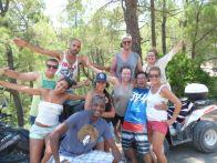 Safari Quad Rhodes