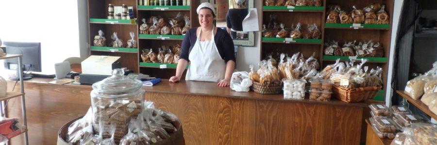 Produits locaux à la coopérative agrotouristique « Apolloniatisses »