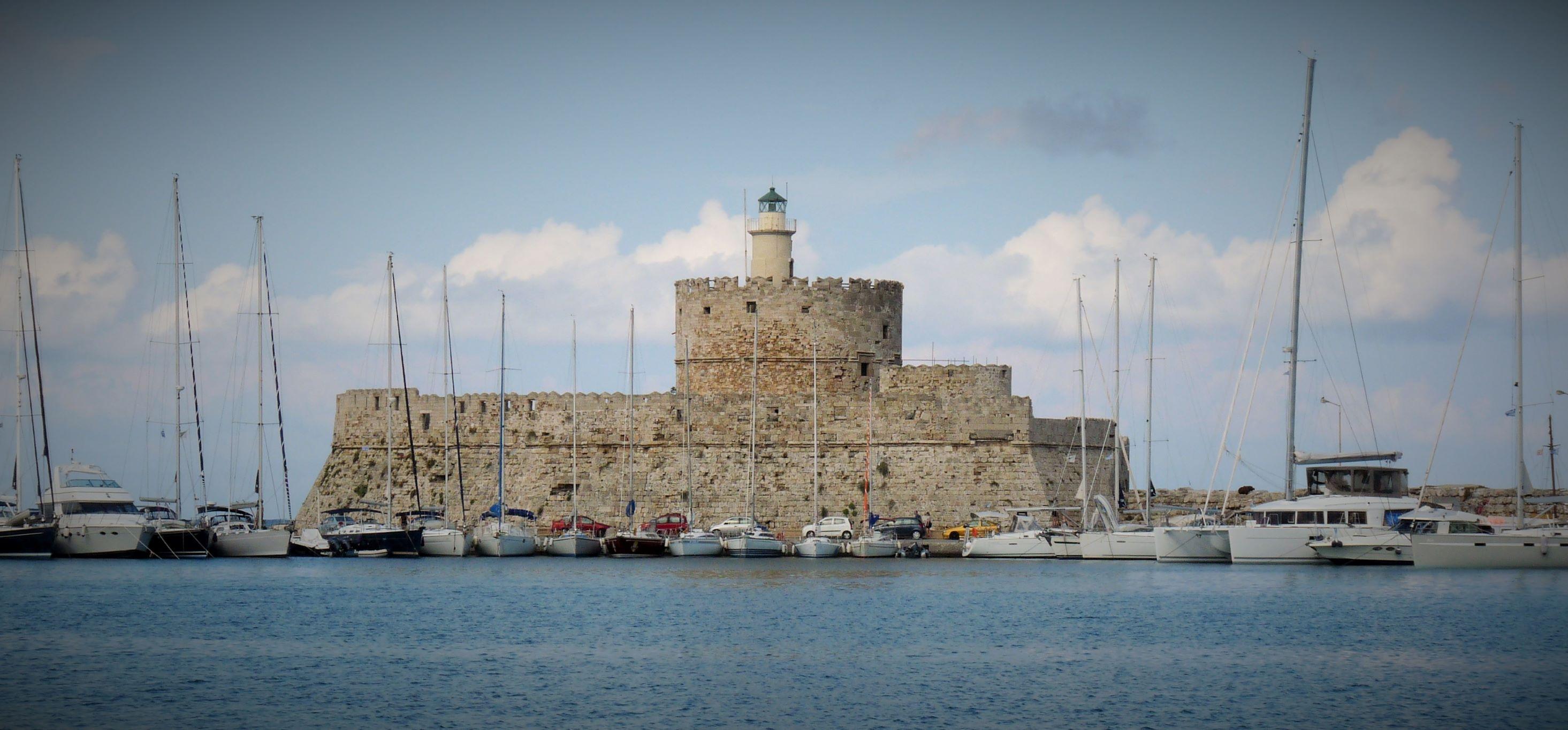 Port de Rhodes