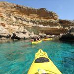 Excursions à Rhodes: kayak à Rhodes