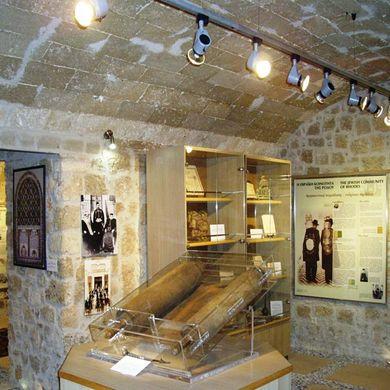 musée juif de rhodes
