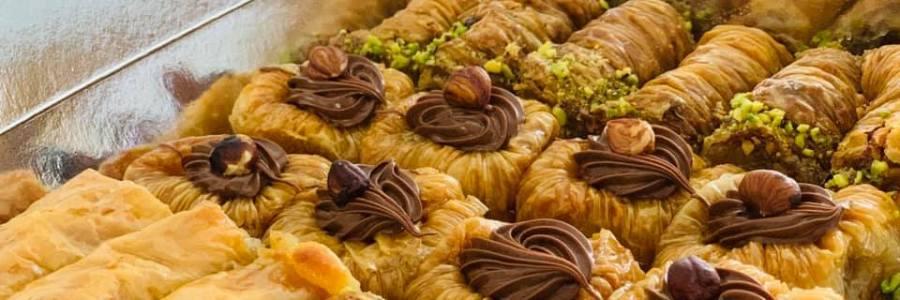 Délices de Rhodes : Pâtisseries et autres saveurs sucrées