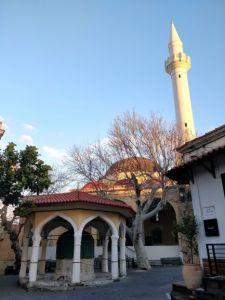 Visiter Rhodes: Mosquée Ibrahim Pasha