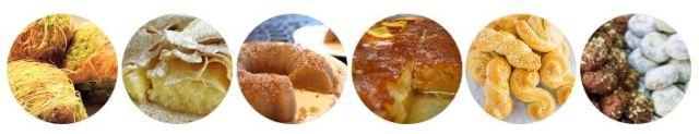 Pâtisseries de Rhodes