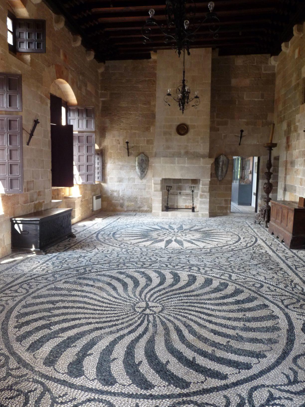 Hopsice Saint Catherine - Ville médiévale de Rhodes