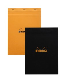 Choosing the best paper for your brush pens | brittanyluiz.com | Rhodia