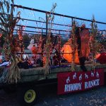 Rhody Ranch Halloween Parade Float