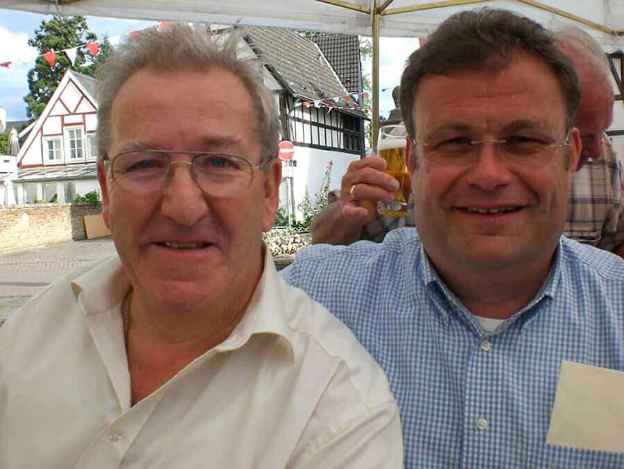 2008 Kirmes in Rrhoendorf