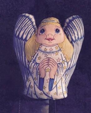 New Angel Pillow