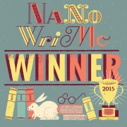 National Novel Writing Month Winner