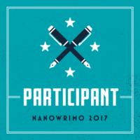 Participant NaNoWriMo 2017