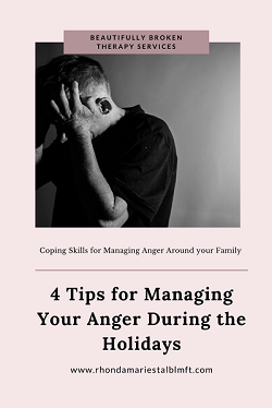 Tips for Managing Your Anger During the Holidys