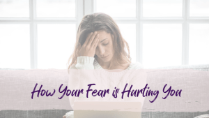 How your fear is hurting you