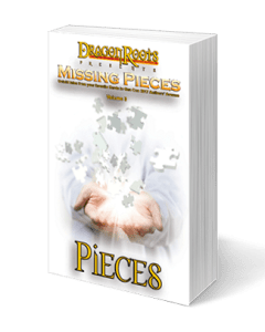 Win a copy of Missing Pieces Vol. 8