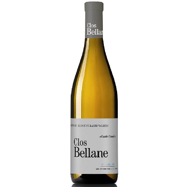 CLos Bellane Lusis Condri Valréas blanc