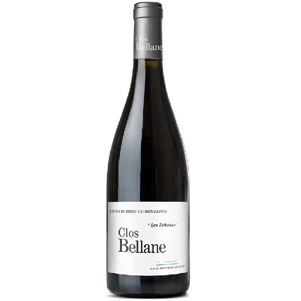 clos bellane echalas rouge