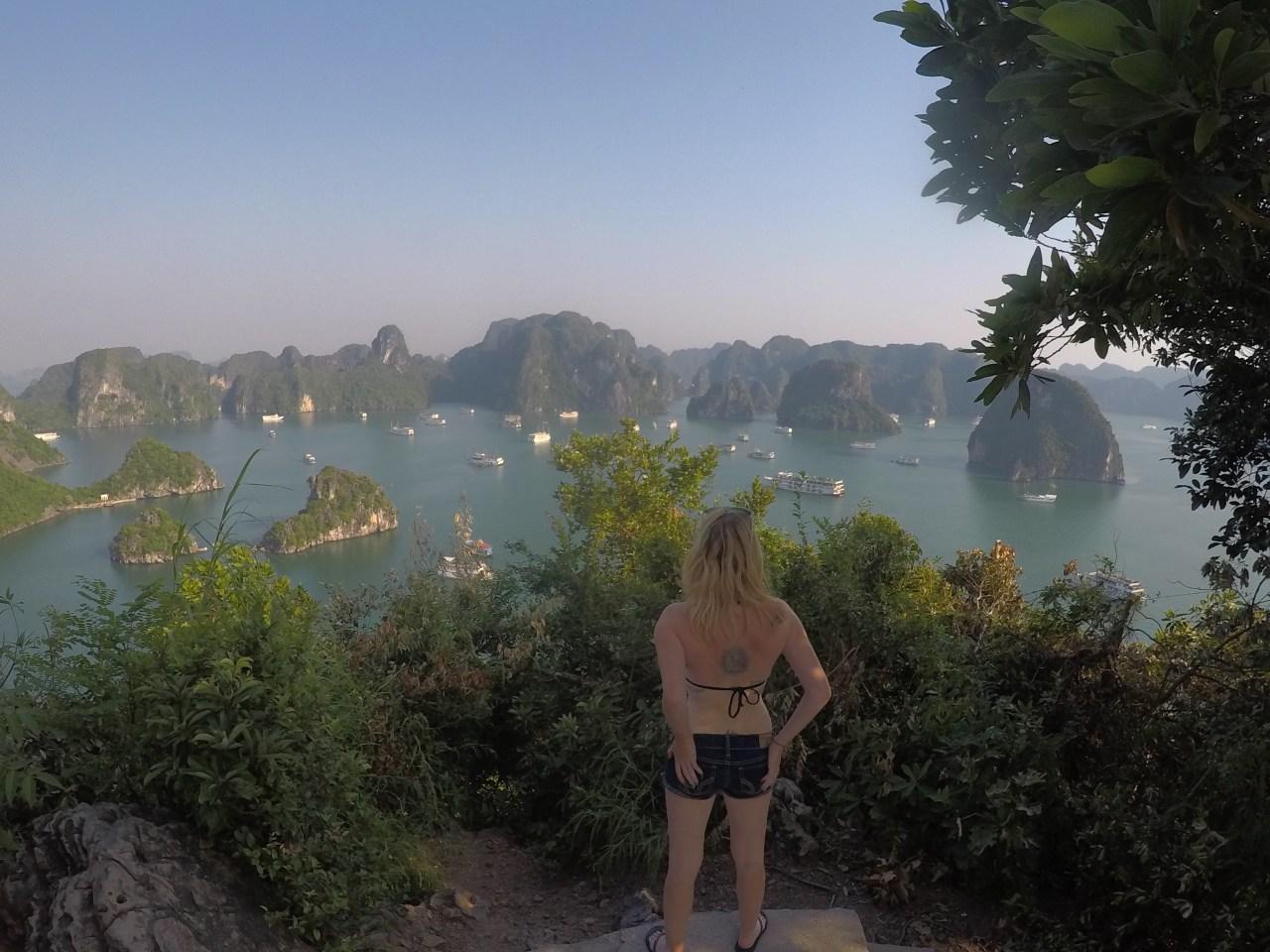 Ha Long Bay View Point