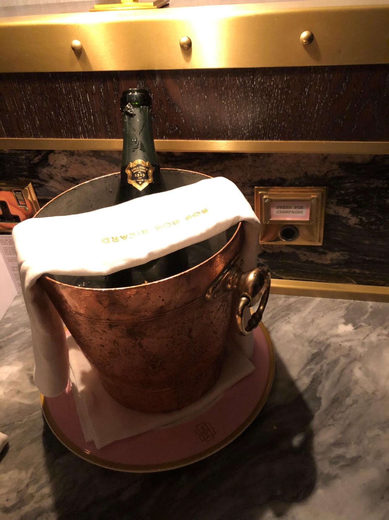 Champagne Bob Bob Ricard