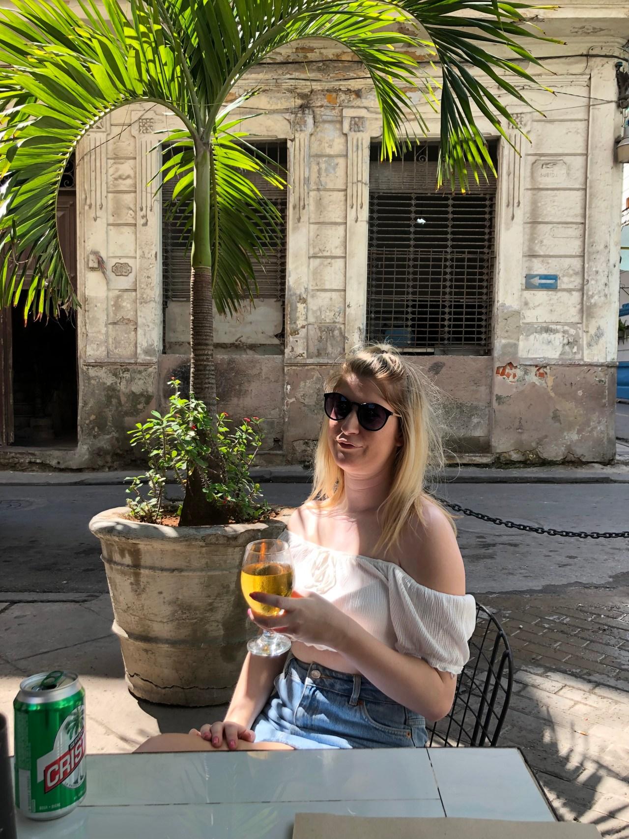Cristal Beer Havana