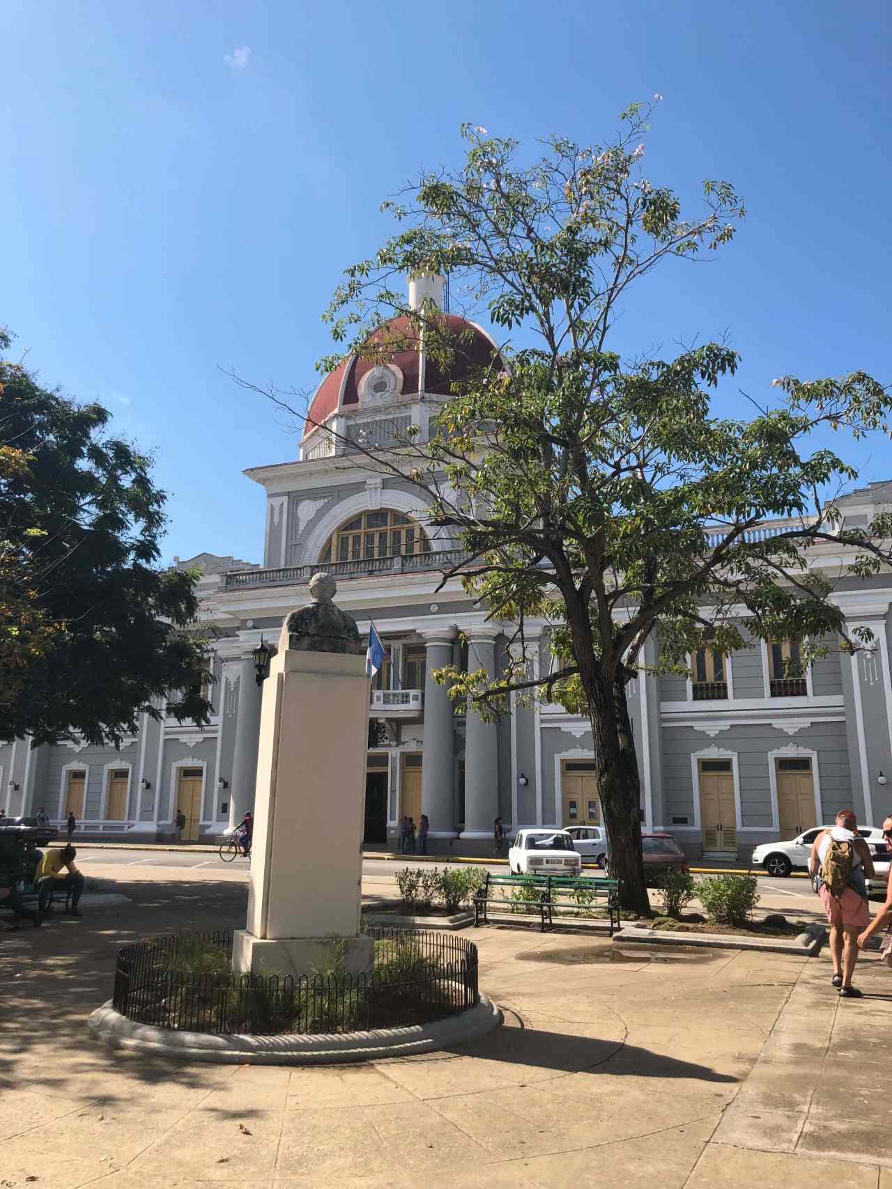 Main Square Cienfuegos