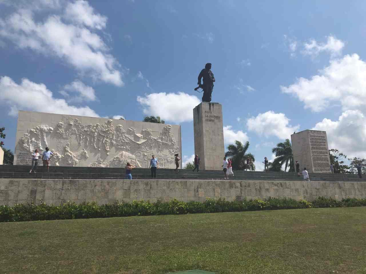Che Guevara Memorial Cuba