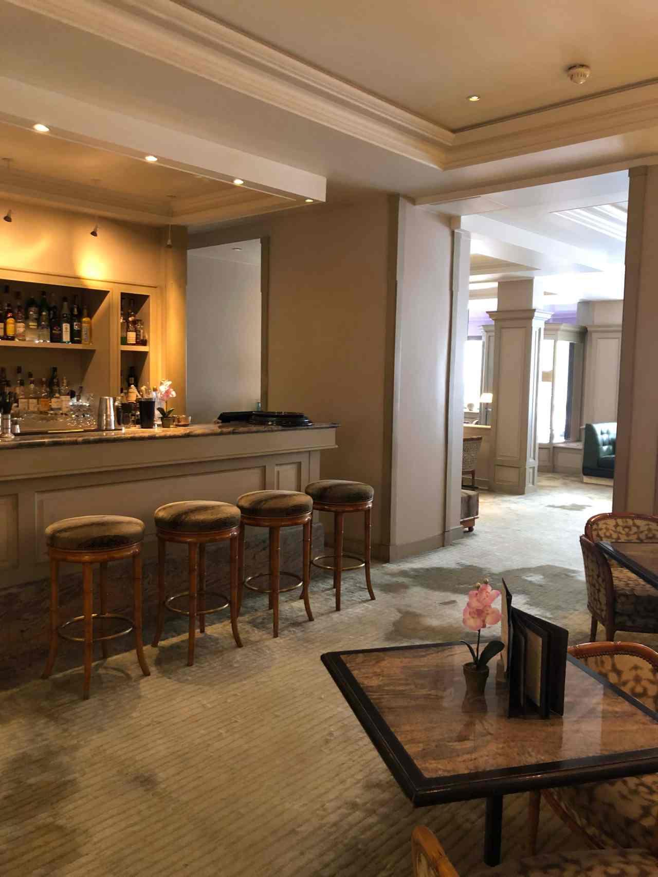 Hotel Bedford Paris bar