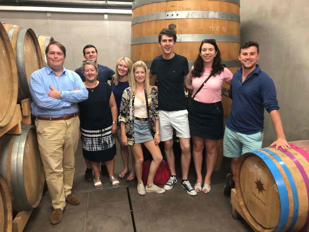 Trapan Wine Station
