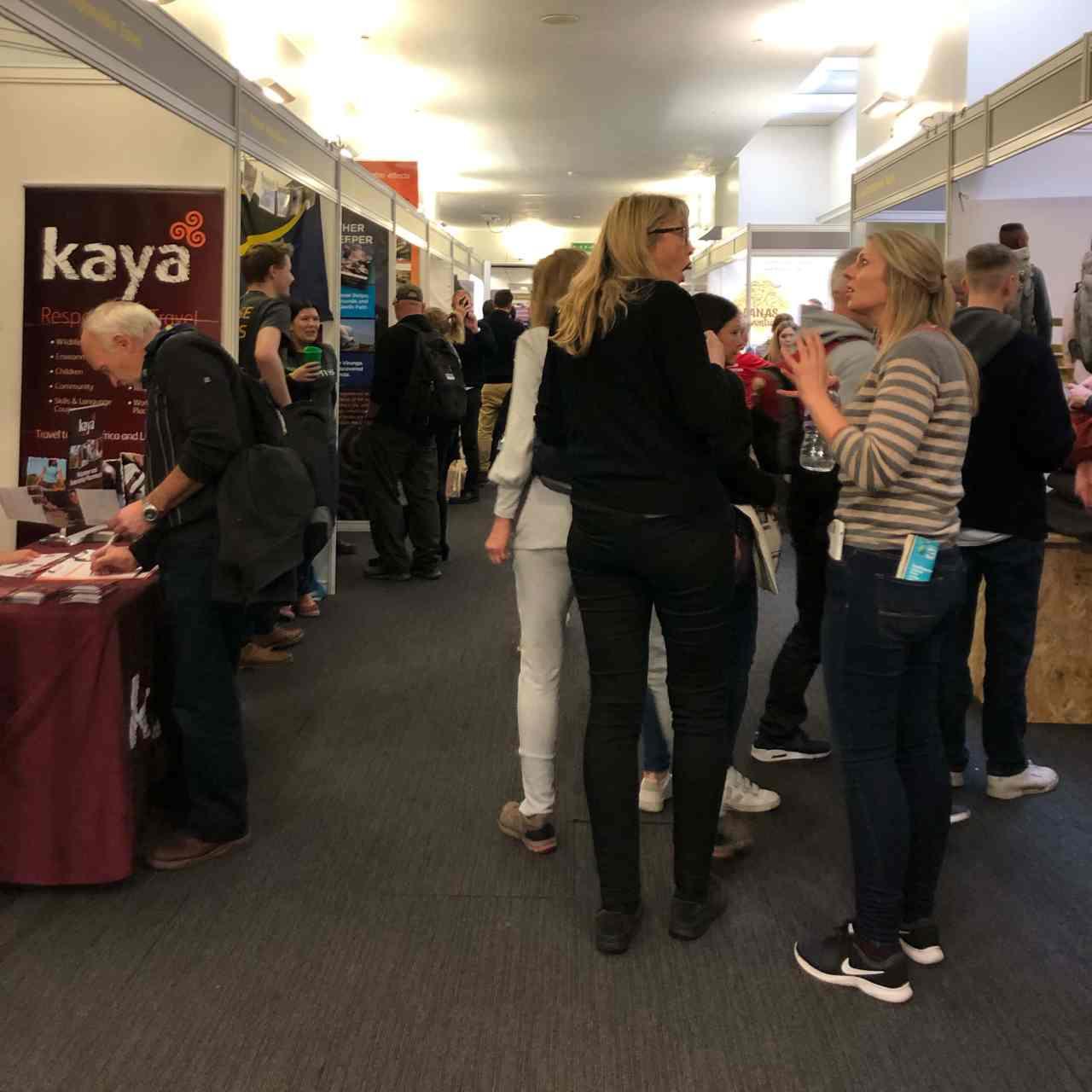 the adventure travel show exhibitors