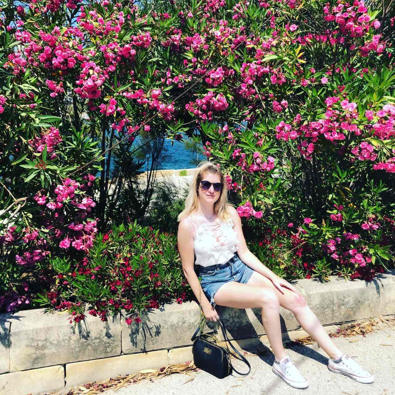 Instagram flowers spots malta