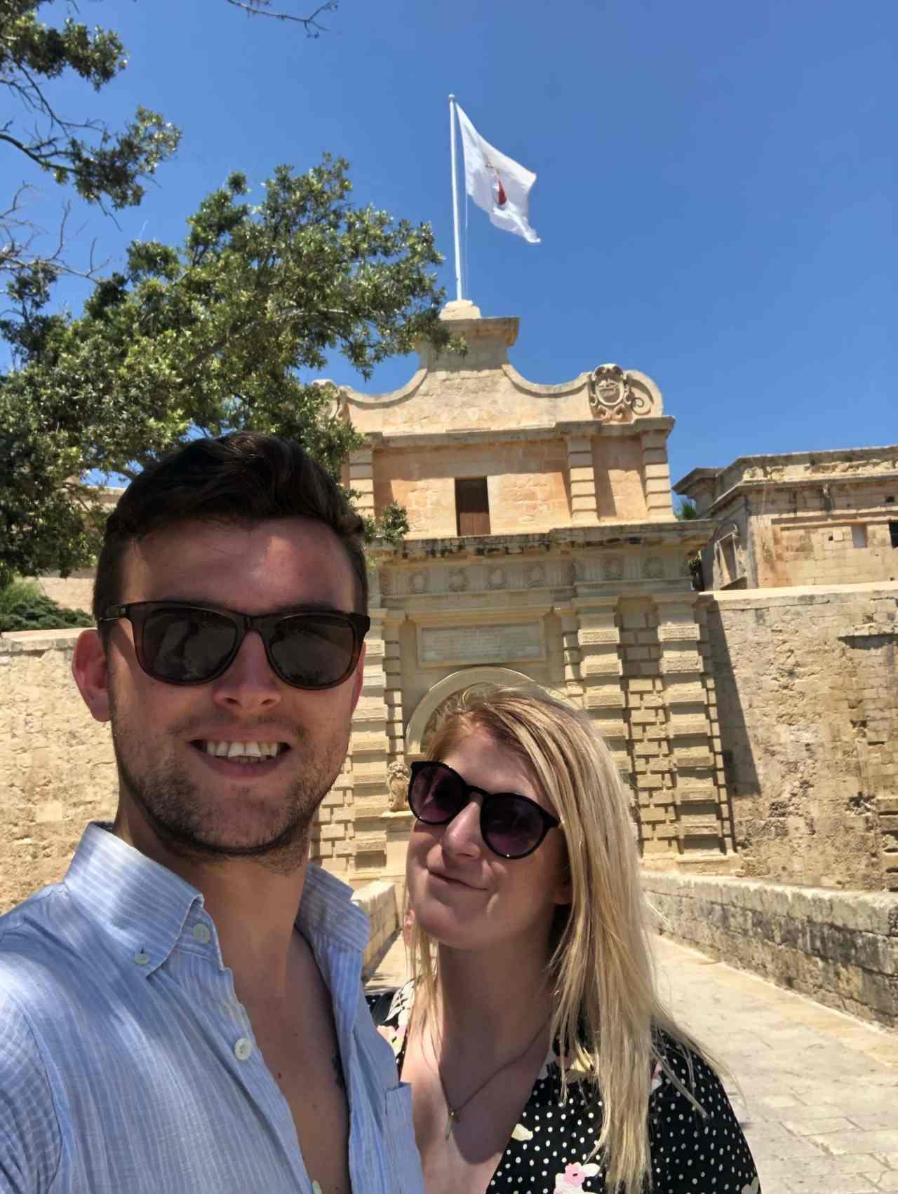 Game of Thrones gate Malta