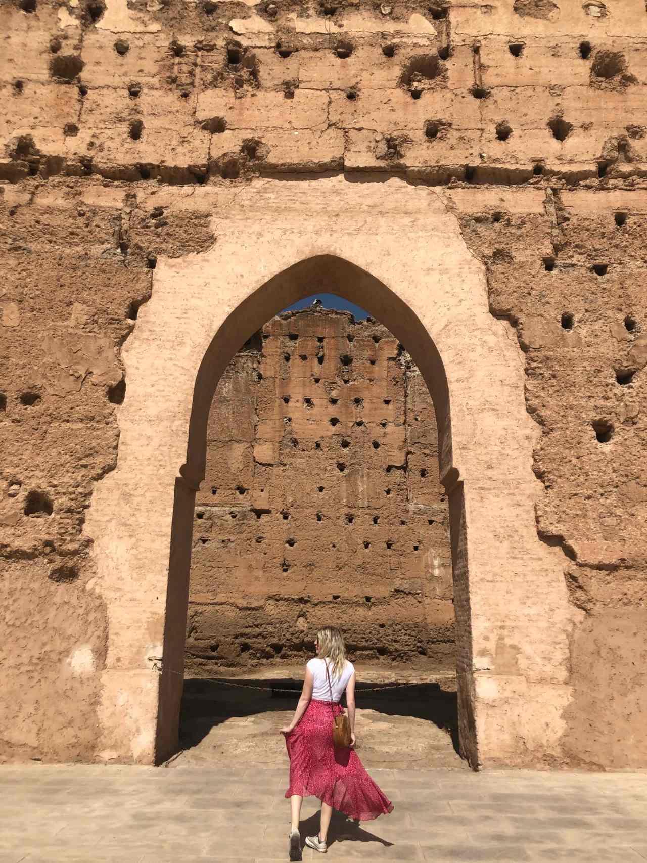 instagram archway marrakech