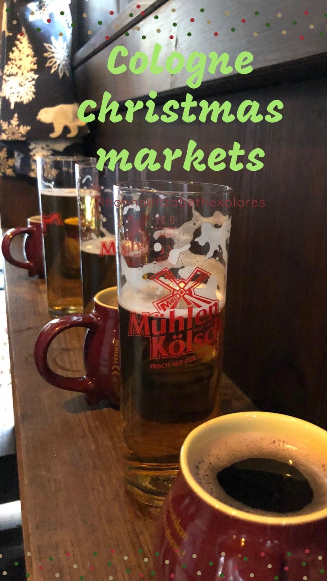 Cologne Christmas Markets pinterest